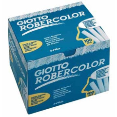 Krijt Giotto Robercolor wit (100)