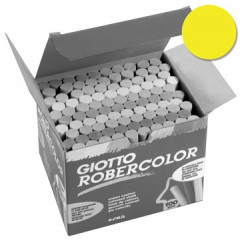 Krijt Giotto Robercolor geel (100)
