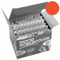 Krijt Giotto Robercolor rood (100)