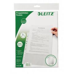 Showtas Leitz PP A4 80µ 11-gaats glashelder transparant (15)