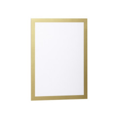 Ophangtas Durable Duraframe zelfklevend A4 goud (2)