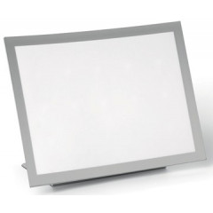 Tafelstandaard Durable Duraview Table A4 metaal/zilver