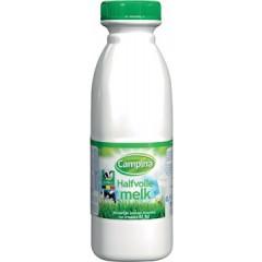 Halfvolle melk Campina PET 50cl (6)