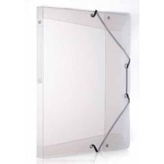 Elastobox Elba Hawai PP A4 2,5cm transparant