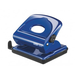 Perforator Rapid Fashion FMC25 2-gaats 30vel blauw
