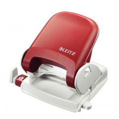 Perforator Leitz New NeXXt 2-gaats 25vel rood (5005025)