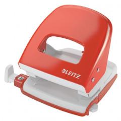 Perforator Leitz New NeXXt Corporate Identity Corporate Identity 2-gaats 30vel lichtrood