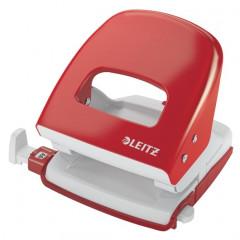 Perforator Leitz New NeXXt Corporate Identity 2-gaats 30vel rood (432503)