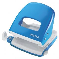 Perforator Leitz New NeXXt Corporate Identity 2-gaats 30vel lichtblauw