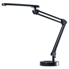Bureaulamp Hansa 4 stars LED-lamp zwart