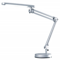Bureaulamp Hansa 4 stars LED-lamp zilver