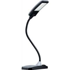 Bureaulamp Hansa Twist LED-lamp zilver