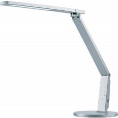 Bureaulamp Hansa Vario Plus LED-lamp zilver