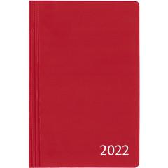 Zakagenda Aurora Classic 500 Fashion 80x120mm assorti 2022 1 dag/pagina