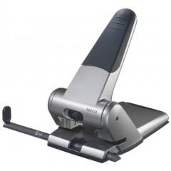 Archiefperforator Leitz 5180 2-gaats 65vel zilver (432610)