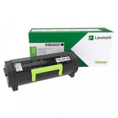Toner Lexmark Mono Laser 51B2000 MS417dn 2.500 pag. BK
