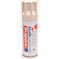Acrylverf Edding 5200 Permanent Spray Premium 200ml crèmewit mat