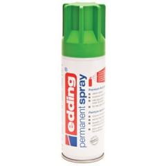 Acrylverf Edding 5200 Permanent Spray Premium 200ml geelgroen mat
