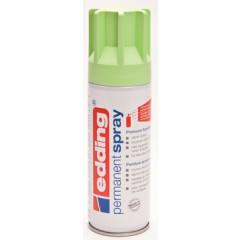 Acrylverf Edding 5200 Permanent Spray Premium 200ml pastelgroen mat