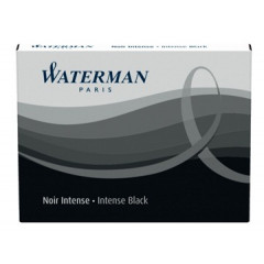 Inktpatronen Waterman standard zwart (8)