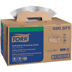Industriele poetsdoek Tork premium grijs 1-laags (280)