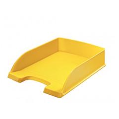 Brievenbak Leitz Plus Standaard PS A4 geel (432457)
