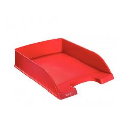 Brievenbak Leitz Plus Standaard PS A4 rood (432451)