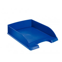 Brievenbak Leitz Plus Standaard PS A4 blauw (432452)