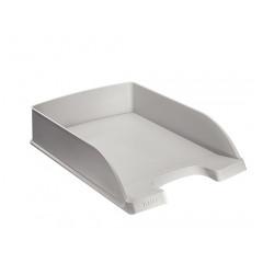 Brievenbak Leitz Plus Standaard PS A4 grijs (432456)