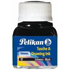 Oost-Indische inket Pelikan 10ml zwart