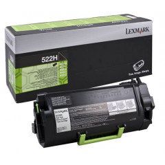 Lexmark laser MS 810N toner BK HC
