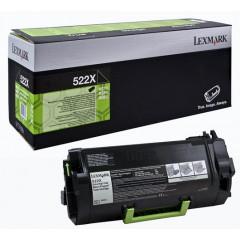 Toner Lexmark Mono Laser 52D2X00 MS811dn 45.000 pag. BK
