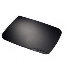 Onderlegger Leitz Plus PVC 650x500mm zwart