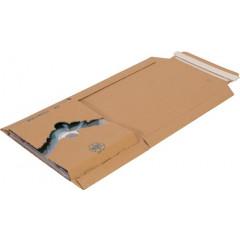 Wikkelverpakking Cleverpack Golfkarton 126x147x10/40mm (10)