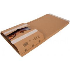 Wikkelverpakking Cleverpack Golfkarton 270x330x20/80mm (10)
