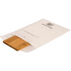Luchtkussenomslag Cleverpack 150x215mm met strip wit (10)