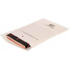 Luchtkussenomslag Cleverpack 180x265mm met strip wit (10)