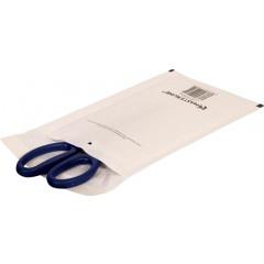 Luchtkussenomslag Cleverpack 120x215mm met strip wit (10)