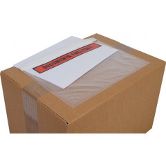 Packing list Cleverpack 230x157mm Documents Enclosed (100)