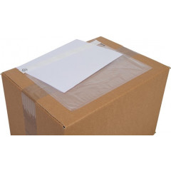 Packing list Cleverpack 230x157mm Blanco (100)