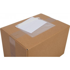 Packing list Cleverpack 165x112mm Blanco (100)