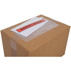 Packing list Cleverpack 230x112mm Documents Enclosed (100)