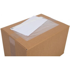 Packing list Cleverpack 230x112mm Blanco (100)