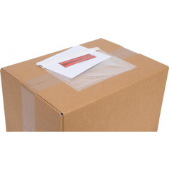 Packing list Cleverpack 165x112mm Documents Enclosed (100)
