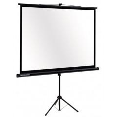 Mobiel projectiescherm Legamaster economy 4:3 180x240cm