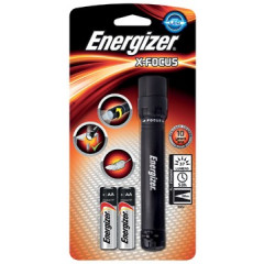 Zaklamp Energizer X-focus incl 2x AA