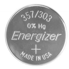 Knoopcelbatterij Energizer 357/303 1,5V