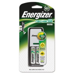 Batterijlader Energizer Mini Charger incl 2x AA