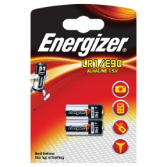 Batterij Energizer Alkaline E90/LR1 1,5V (2)