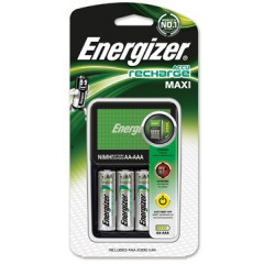 Batterijlader Energizer Maxi Charger incl 4x AA